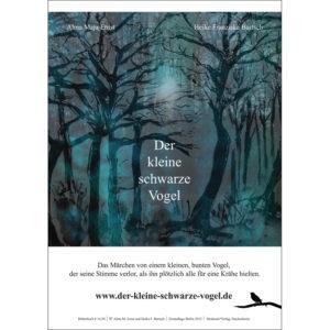 Poster-Der-kleine-schwarze-Vogel
